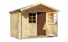 Drewniane ogrodowe domki